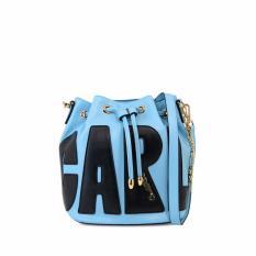 Tips Beli Carlo Rino 0303305 001 33 Drawstring Bag Blue Yang Bagus