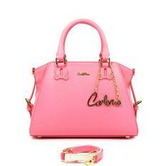 Toko Carlo Rino 0303444 001 34 2 Way Satchel Pink Carlo Rino