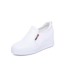 Perbandingan Harga Sepatu Santai Wanita Sepatu Golden Goose Mudah Dipakai Sepatu Wanita Putih Susu Sepatu Wanita Flat Shoes Oem Di Tiongkok