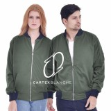 Jual Cartexblanche Bomber Unisex Army Satu Set