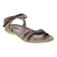 Spesifikasi Carvil Alya 01L Ladies Sandal Casual Violet Terbaik