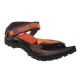 Kualitas Carvil Batugana Gm Man Sandal Sponge Black Brown Carvil