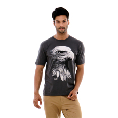 Harga Carvil Big Eagle T Shirt Man Grey Carvil Original