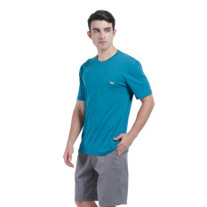 Model Carvil Bio Men S T Shirt Green Tosca Terbaru