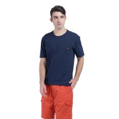 Toko Carvil Bio Men S T Shirt Navy Lengkap