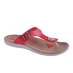 Carvil Biola 03L Women S Casual Sandal Merah Promo Beli 1 Gratis 1