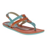 Jual Carvil Cesar 01L Ladies Sandal Casual Orange Tosca Online Di Indonesia