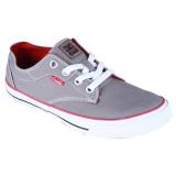 Promo Carvil Colect M Man Sepatu Canvas Grey