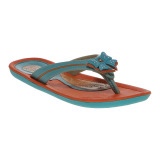 Cuci Gudang Carvil Crown 01L Ladies Sandal Casual Orange Tosca