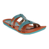 Toko Carvil Crown 02L Ladies Sandal Casual Orange Tosca Carvil Indonesia