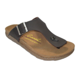 Jual Carvil Duke 01M Man Sandal Casual Dk Brown Original