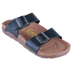 Harga Carvil Duke 02M Man Sandal Casual Dk Brown Carvil Online