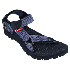 Carvil Esperanto GM Man Sandal Sponge - Black-Grey