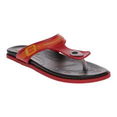 Beli Carvil Etios 01L Ladies Sandal Casual Red Black Online Indonesia