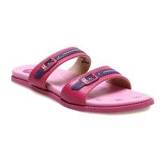 Jual Carvil Etios 02 Casual Sandal Wanita Fushia Pink