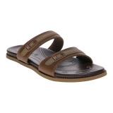 Toko Carvil Etios 02L Ladies Sandal Casual Stone Dk Brown Dekat Sini