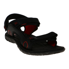 Beli Carvil Everton Gm Man Sandal Gunung Black Seken