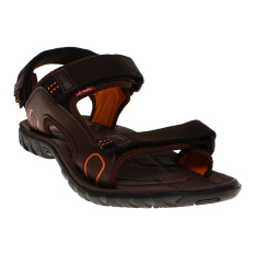 Ulasan Tentang Carvil Everton Gm Man Sandal Gunung Brown