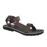 Jual Carvil Fearless Gm Men S Sponge Sandal Black Olive Indonesia