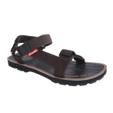 Review Toko Carvil Fearless Gm Men S Sponge Sandal Hitam Cokelat Online