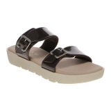 Toko Carvil Glazy 02L Ladies Sandal Casual Dk Brown Lengkap