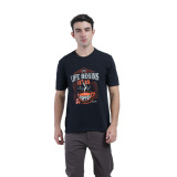 Harga Carvil Graph Men S T Shirt Hitam Terbaik