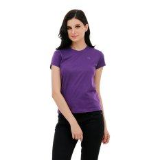 Harga Carvil Hyori Kaus Wanita Purple Termahal
