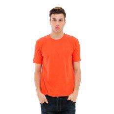 Carvil Ken Kaus Pria Oranye Terbaru