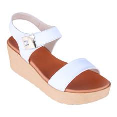 Carvil Libra 01L Ladies Sandal Casual White Carvil Diskon 40