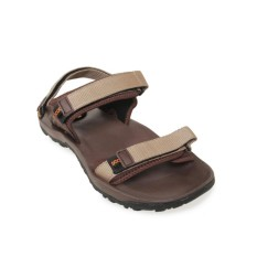 Jual Carvil Man Sandal Gunung Montano Gm Brown Beige Grosir