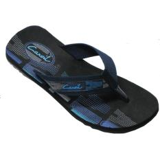 CARVIL -MAN SANDAL SPONGE ARKARNA BLACK/NAVY