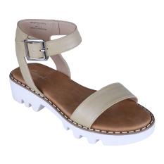 Harga Carvil Maxfill 01L Ladies Sandal Casual Beige Carvil Terbaik