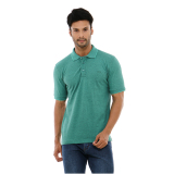 Model Carvil Misty Grn Polo Shirt Man Green Terbaru