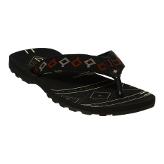 Jual Beli Carvil Motegi M Man Sandal Sponge Black Brown Baru Indonesia