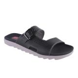 Spesifikasi Carvil Qiu Qiu 991M Men S Casual Sandal Hitam Bagus