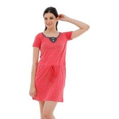 Beli Carvil Raisa 01 Dress Merah Murah Indonesia