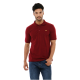 Harga Carvil Red Mrn Polo Shirt Man Maroon Seken