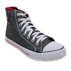 Spesifikasi Carvil Richmond M Kanvas Sepatu Pria Hitam Baru