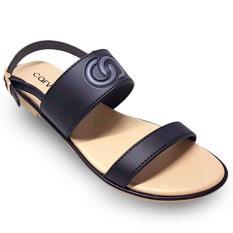 Jual Cepat Carvil Sandal Casual Ladies Beneta L Black