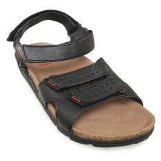 Dimana Beli Carvil Sandal Casual Men St 03 M Black Carvil