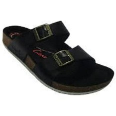 CARVIL SANDAL CASUAL MEN WALTER 02 BLACK
