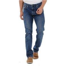 Beli Carvil Shiro Blu Mens Jeans Blue Murah Jawa Barat
