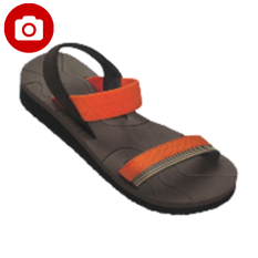 Tips Beli Carvil Siomi L Ladies Sandal Sponge Brown Orange