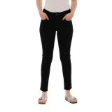 Diskon Carvil Sofie Blk Jeans Ladies Black Akhir Tahun