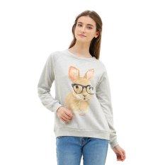 Carvil Sweet M3 Sweater Wanita Misty Diskon Akhir Tahun