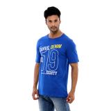 Spesifikasi Carvil Teeblu B1 T Shirt Man Blue Lengkap Dengan Harga