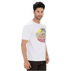 Beli Carvil Teewht B1 T Shirt Man White Baru