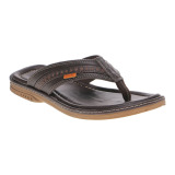 Toko Carvil Union 391M Man Sandal Casual Dk Brown Indonesia