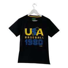 Jual Carvil Usa 01 T Shirt Pria Hitam Import
