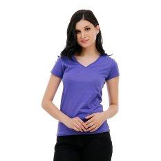 Tips Beli Carvil Viola Kaus Wanita Purple